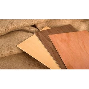 "4.5"" x 6"" - Wood Veneer Postcards - Blank - A6 - USA-Made"