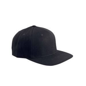 Yupoong Adult 6-Panel Structured Flat Visor Classic�Snapback