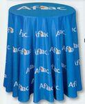 Custom Round Table Cloth (36