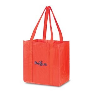 Heavy Duty Grocery Bag matte laminated non-woven 12