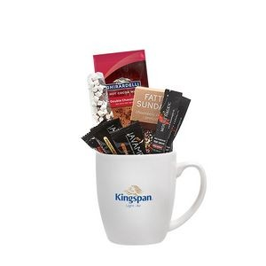 Latte Java Gift Set w/18 Oz. Ceramic Mug