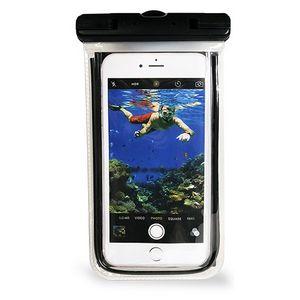 Custom Waterproof Glow in the dark Phone Holder case 3
