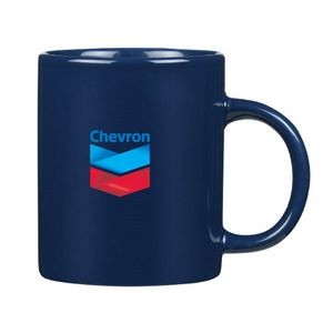 11 Oz. Classic C Handle Ceramic Mug w/Gift Box