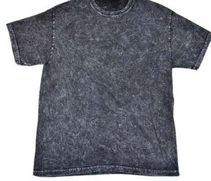 Custom Heavyweight Cotton Vintage Mineral Wash T-Shirt