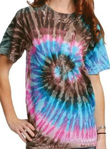 Custom Youth Tie-Dyed T-Shirt