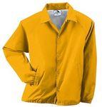 Custom Augusta Nylon Coaches Jacket