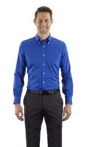 Custom Van Heusen Dress Twill Long Sleeve Shirt