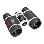 Custom Tasco Essentials Binoculars 4x30mm Black Compact