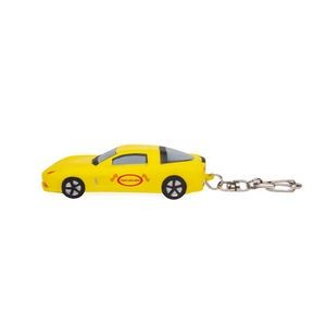 Dylan Lexi Sports Car Style Stress Reliever Keychain
