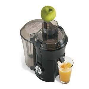 Hamilton Beach - JUICE EXTRACTORS - Big Mouth Juice Extractor Black