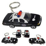 Custom 164 Scale Police Car With Key Chain