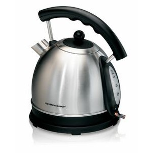 Hamilton Beach - KETTLES - 1.7L Brushed SS Dome Kettle