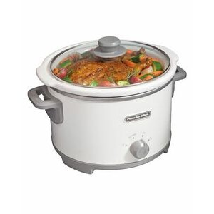 Proctor Silex-PS 4 Qt Round Slow Cooker