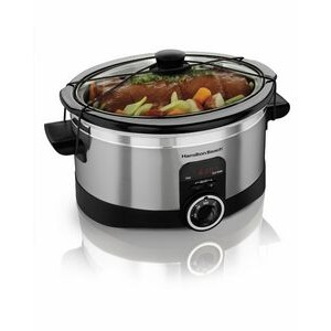 Hamilton Beach-PROGRAMMABLE SLOW COOKER