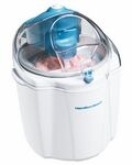 Custom Hamilton Beach Gel Ice Cream Maker - 1.5 Qt White