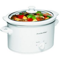 Hamilton Beach 3 qt Oval, Slow Cooker