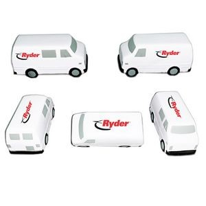 Service Van Stress Reliever with Full Color Logo