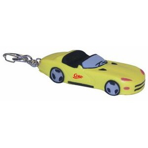 Dylan Lexi Exotic Sports Car Style Stress Reliever Keychain, Automobile