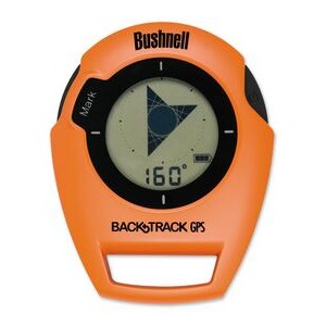 Bushnell-GPS/Compass-Digital Navigation-BackTrack Original G2, Orange/Black
