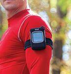 Custom Bushnell-GPS/Compass-Digital Navigation-BackTrack D-Tour Armband Black Armb