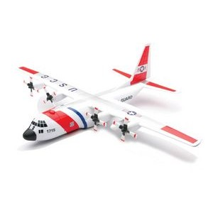 1/60 Lockheed C-130 Hercules USCG Airplane full color graphics
