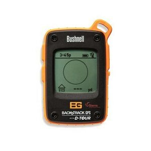 Bushnell - Backtrack D-Tour Black,Bear Grylls Edition, Clam