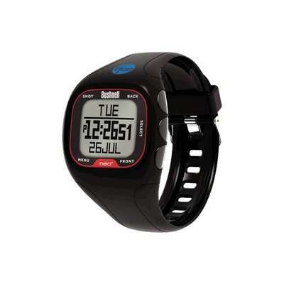 Bushnell - NEO Plus Golf GPS Watch - black
