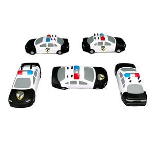 Police Car Stress Reliever with Full Color Logo