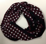 Custom 100 percent Polyester Infinity Scarf, 10