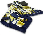Custom 100 percent Silk Scarf (30