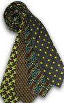Custom 100 percent Silk Wet Dyed Tie