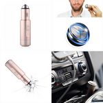 Custom USB Car Charger With Safety Hammer And Electric Shaver Razor