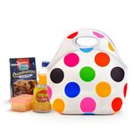 Custom Insulated Tote Lunch Bag