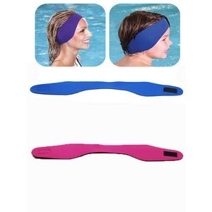 Waterproof Ear Protection /Neoprene Swimming Headband / Yoga Headband