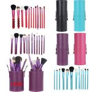 Custom 12 PCS Daily Cosmetic Brush