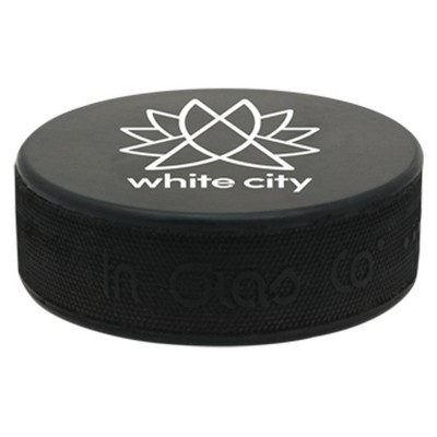 Inglasco hockey puck - official weight and size