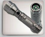 Custom 15 LED Flashlight w/ Compass
