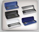 Custom Umbria Metal Pen Gift Set