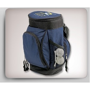 6 Pack Golfer's Cooler Bag