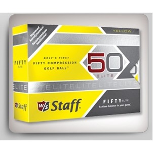 Wilson® 50 Elite Golf Balls - 12 Pack
