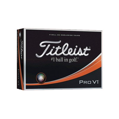 Titleist® Pro V1 Golf Balls - 12 per Pack