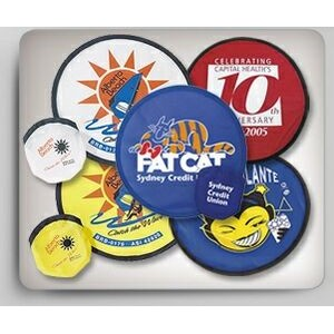 "10"" Nylon Foldable Flyer Disc"