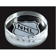 Hockey Puck Paperweight