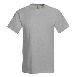 Hanes EcoSmart Comfortblend 50/50 (Light Heather Tees)
