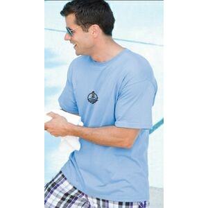 Gildan 6oz. Activewear 100% Ultra Cotton (Lt Heathers Tee)