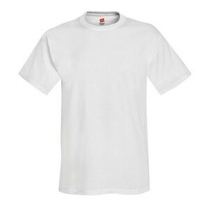 Hanes 5.2oz. 100% Heavyweight (White Tees)