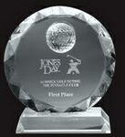 Custom Golf Sunflower Award - Large