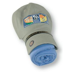 Creative Combo - The Laughlin Cap and White Hanes 5280 T-Shirt