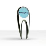 Custom Smoothed Golf Divot Tool (10 Day)