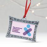 Custom Photoart Rectangle Ornament